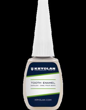 tooth enamel white kryolan