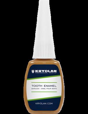 kryolan tooth enamel nicotine