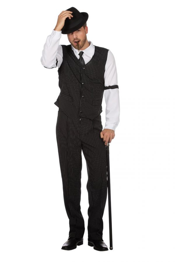 1920-luku gangsteri puku