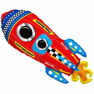 avaruusraketti ilmapallo