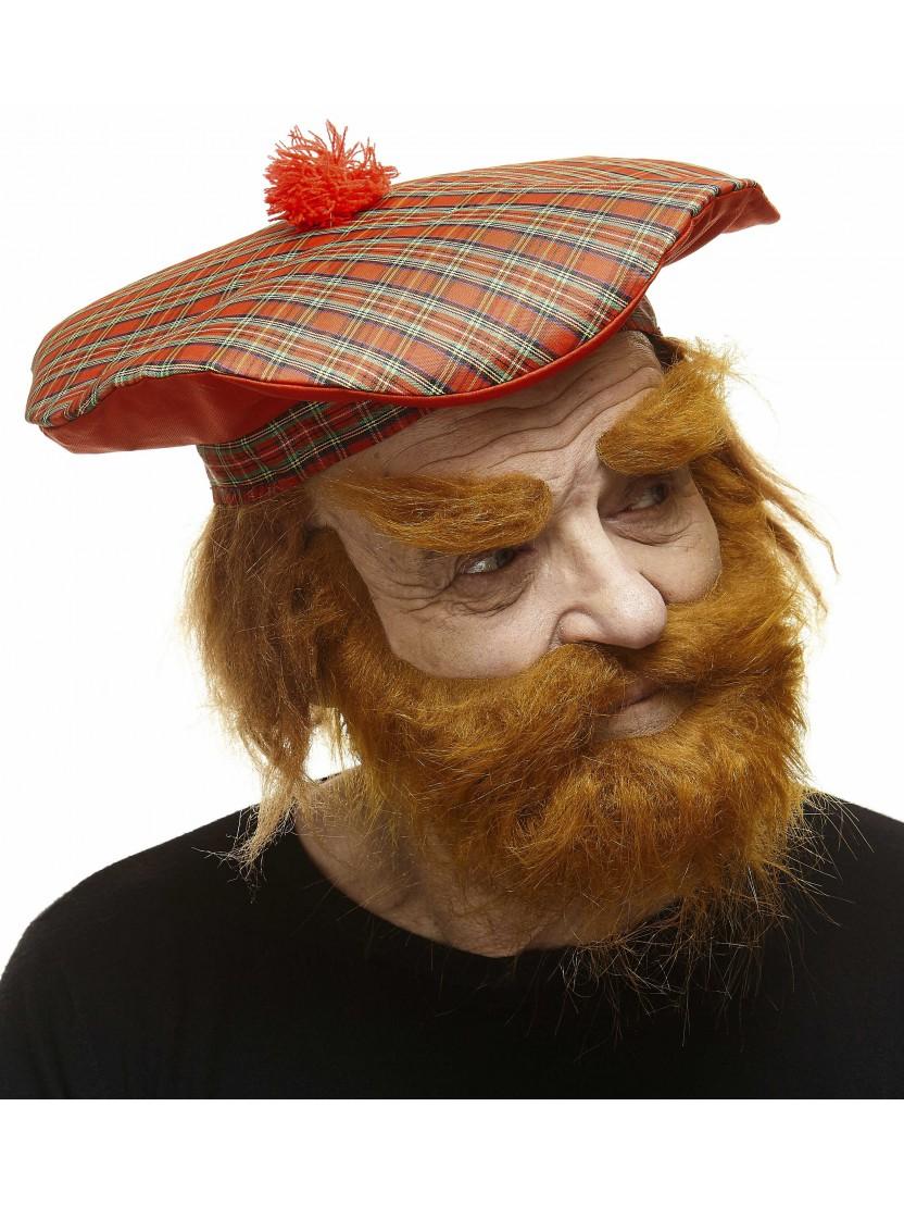 skotlantilaisen parta ja viikset
