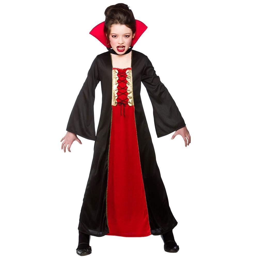 tyttöjen vampyyrimekko
