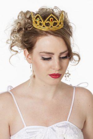 polttareihin tiara