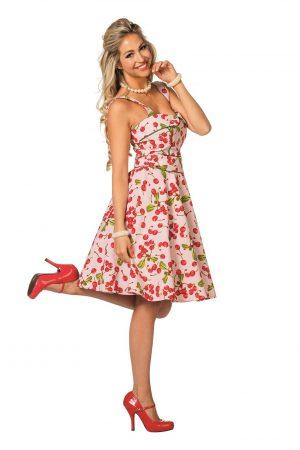 naisten 50-luvun mekko