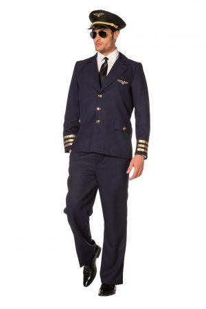pilotti asu lentäjän asun