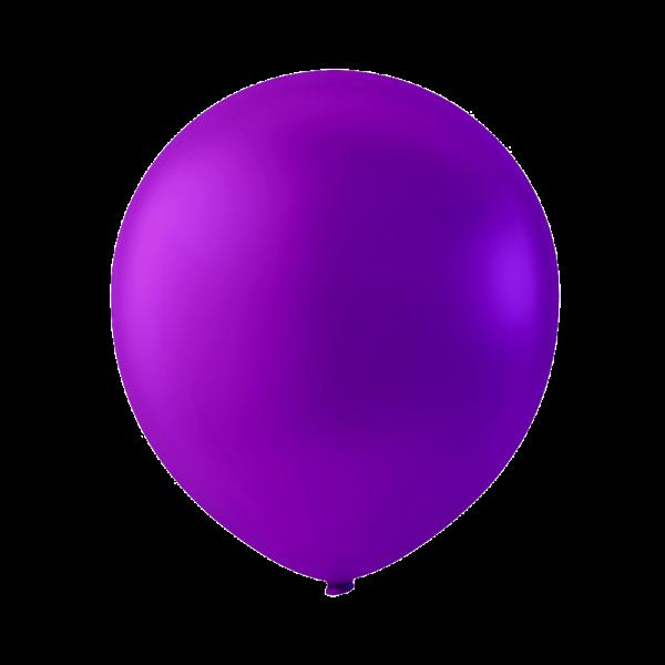 lila ilmapallo isot