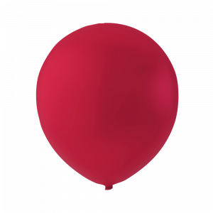punaiset koriste ilmapallot