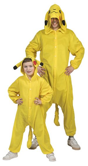 pikachu asu lapselle