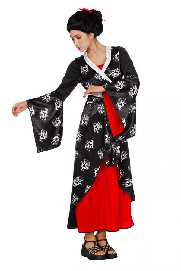 japanilainen kimono