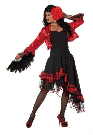 espanjalainen mekko
