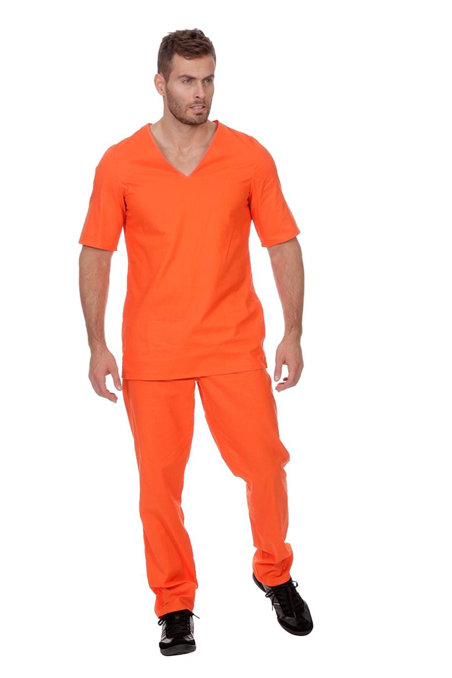 amerikkalaisen vangin asu