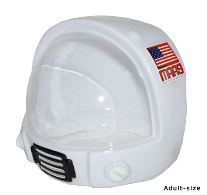 astronautin kypärä