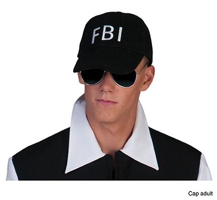 fbi päähine