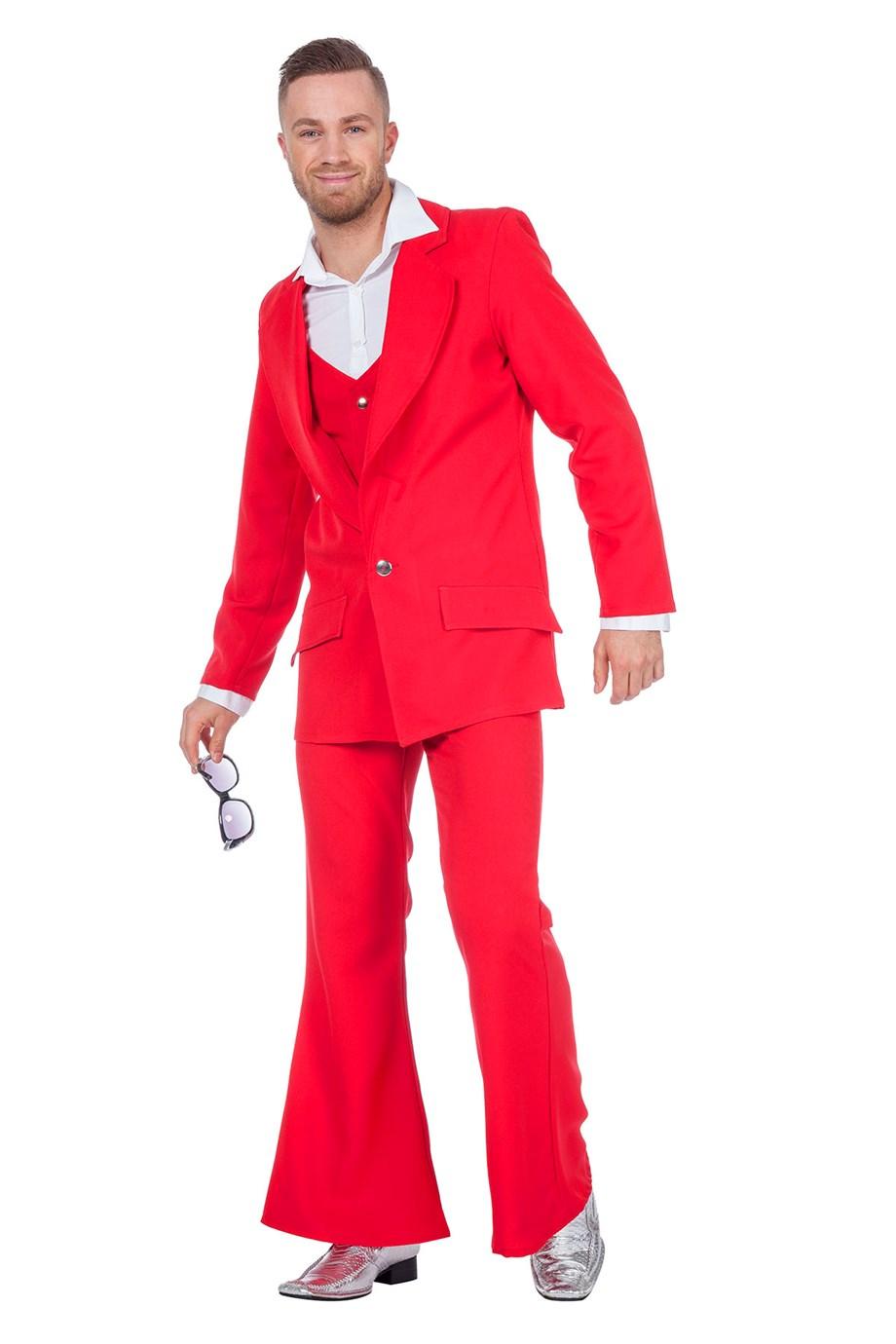 70-luku miesten puvut