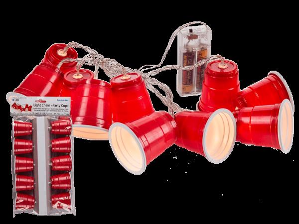 koristevalot punaiset mukit