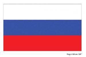 iso venäjä lippu