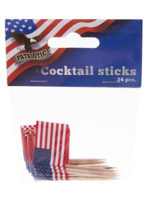 yhdysvaltojen lippu cocktail
