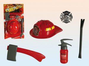 palomiehen varusteet pojalle