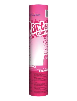 party popper pink