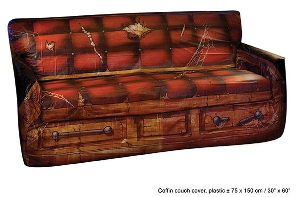 halloween somiste sohva