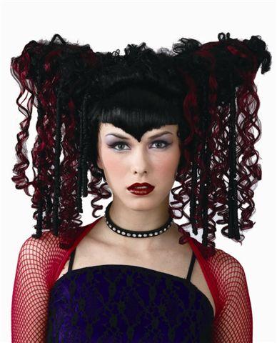 vampire peruukki