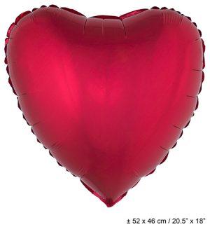 hää sydänilmapallo
