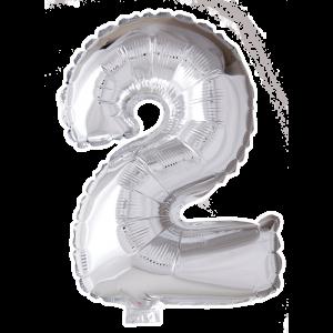 numeroidut ilmapallot