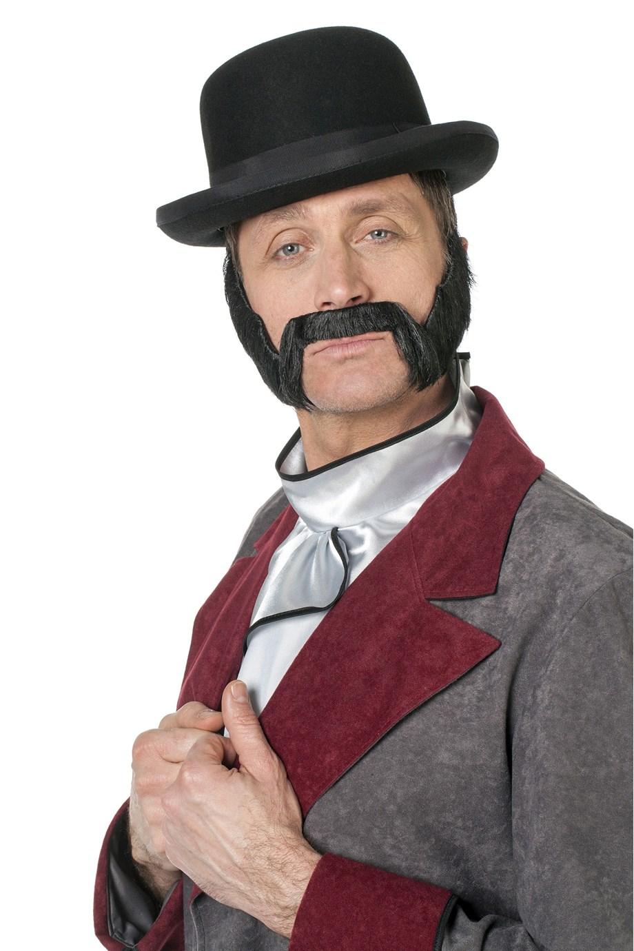 herrasmiehen hattu