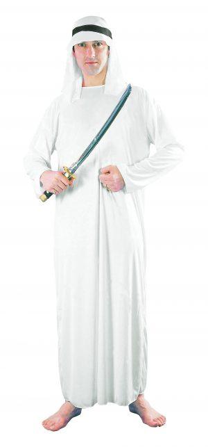 Arabin asu sheikki