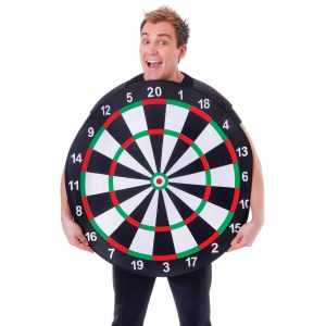 dart board costumes