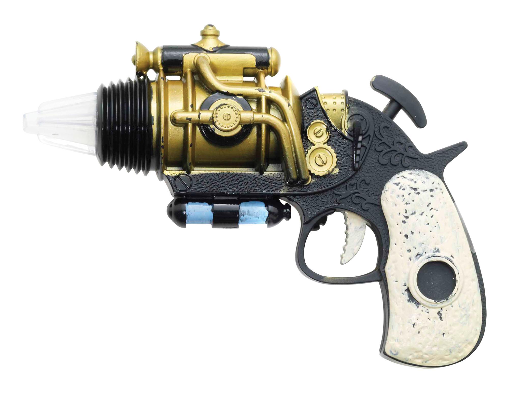 steampunk pistooli