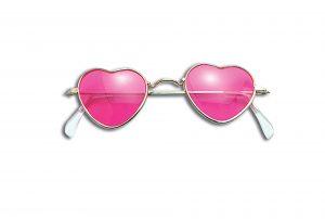 vaaleanpunaiset aurinkolasit