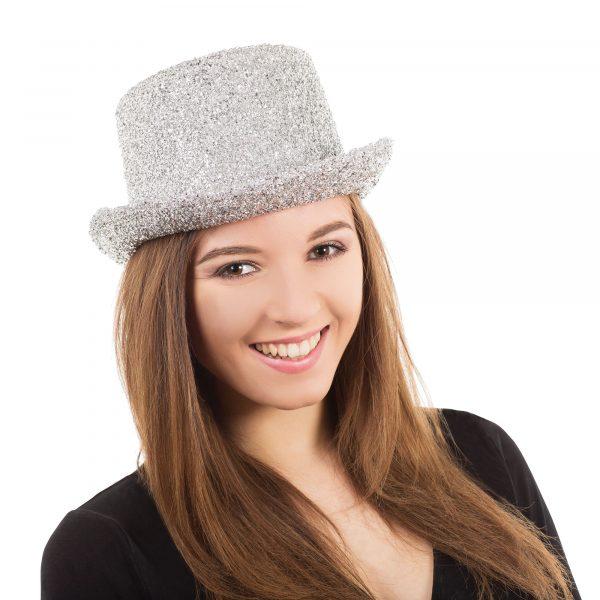 glitter hattu