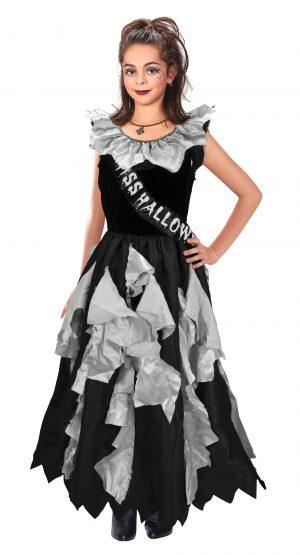tyttöjen halloween mekko