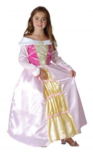 prinsessa puku lapselle