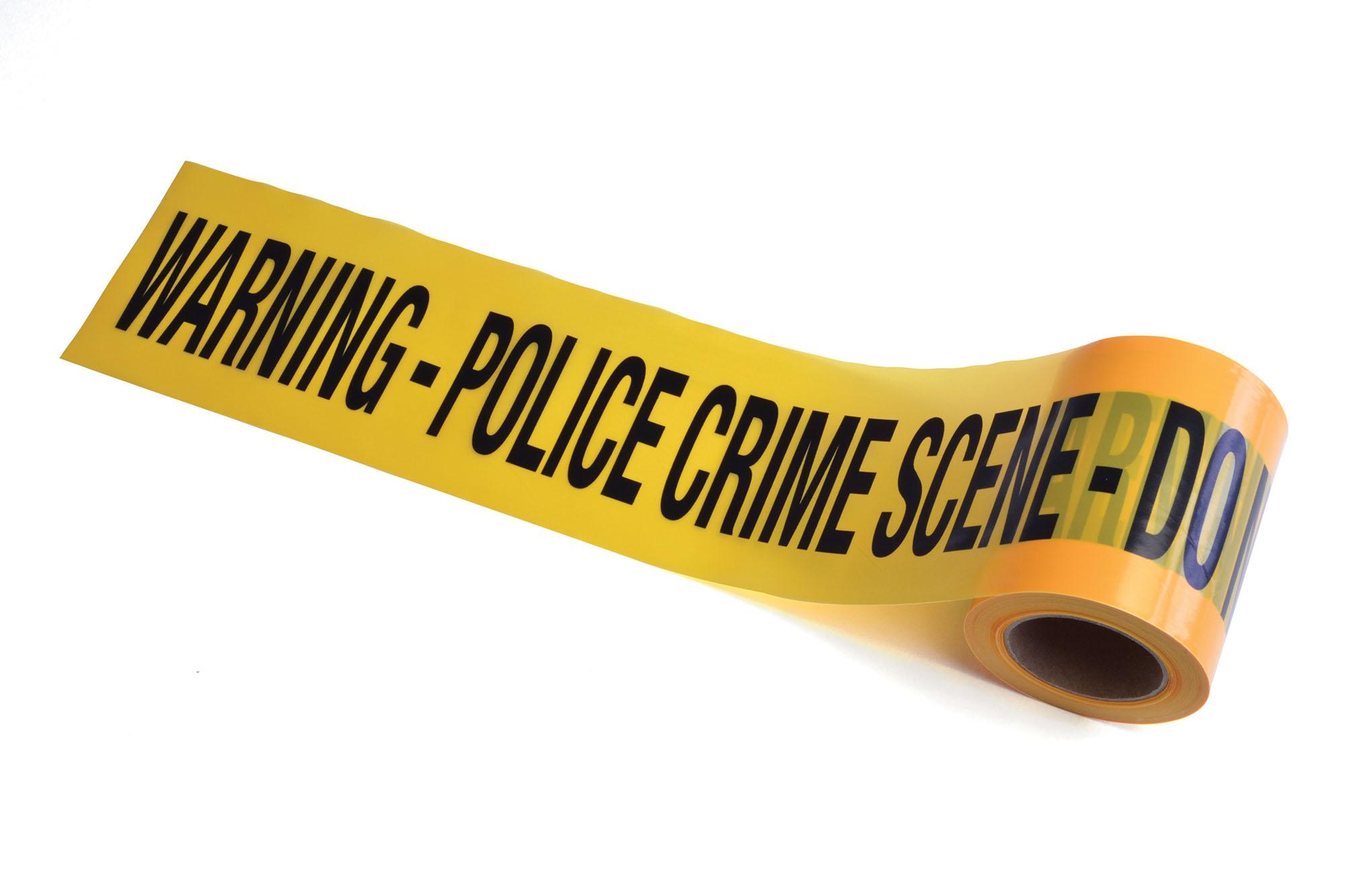 poliisi tutkintanauha