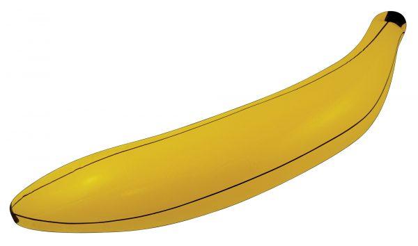 ilma muovi banaani