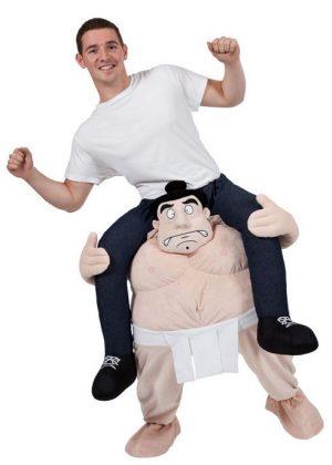 selässä kantava sumo