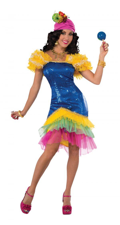 värikäs mekko rion karnevaali