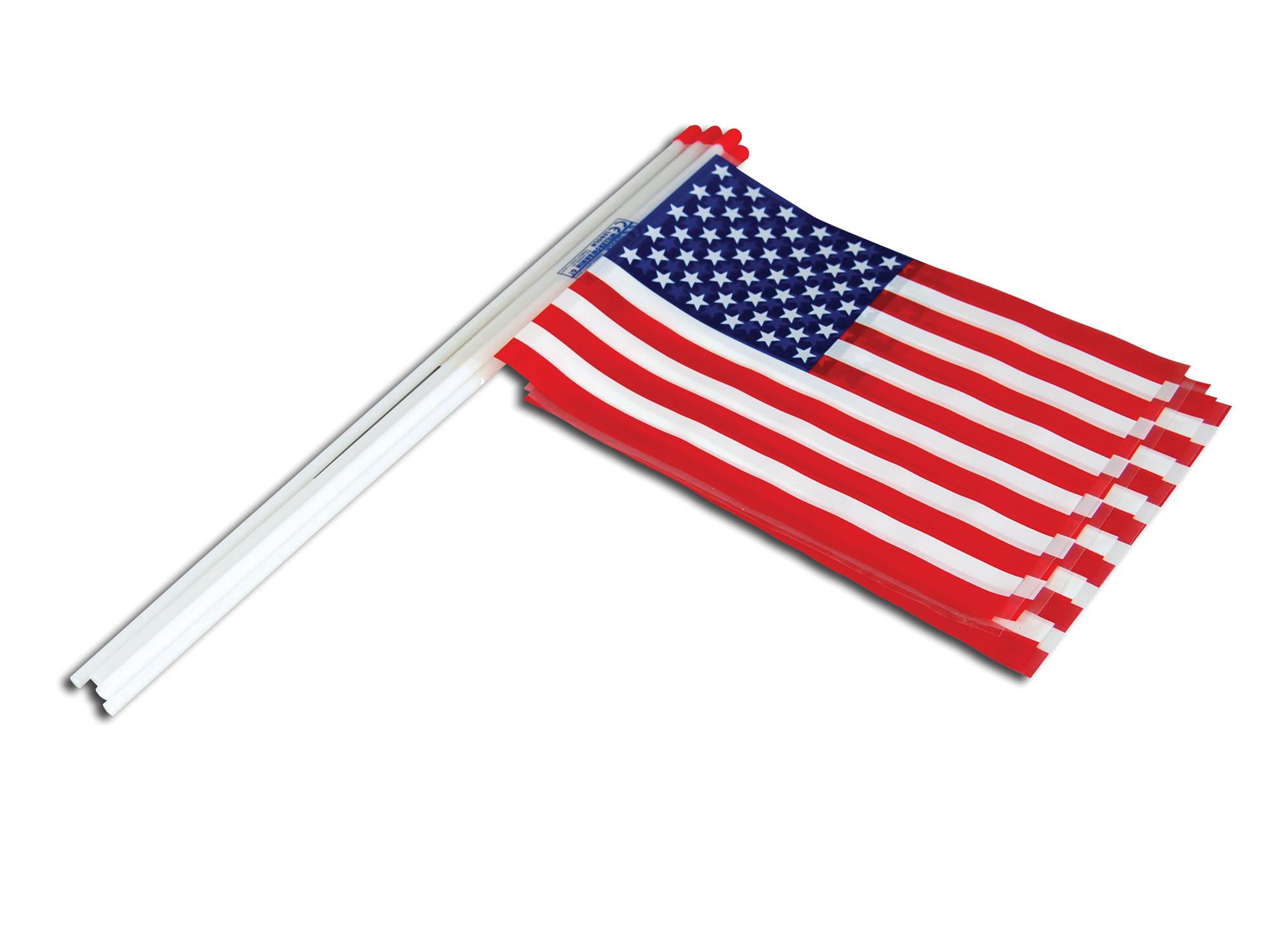 yhdysvaltojen lippu Pieksamaki