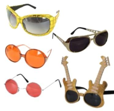 Aurinkolasit ja silmälasit