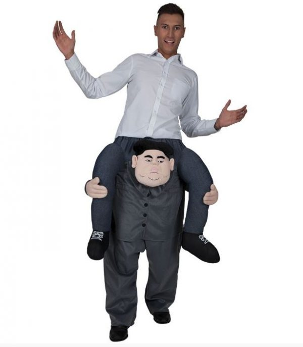 carry me pohjois-koren johtaja