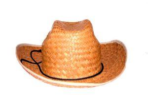 cowboy hattu olkinen