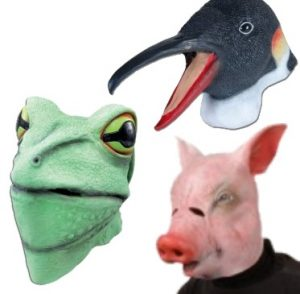 Eläinnaamarit