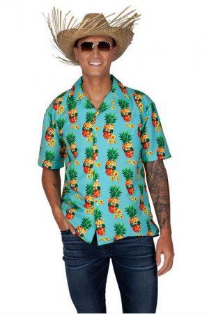 hawaijilainen kauluspaita