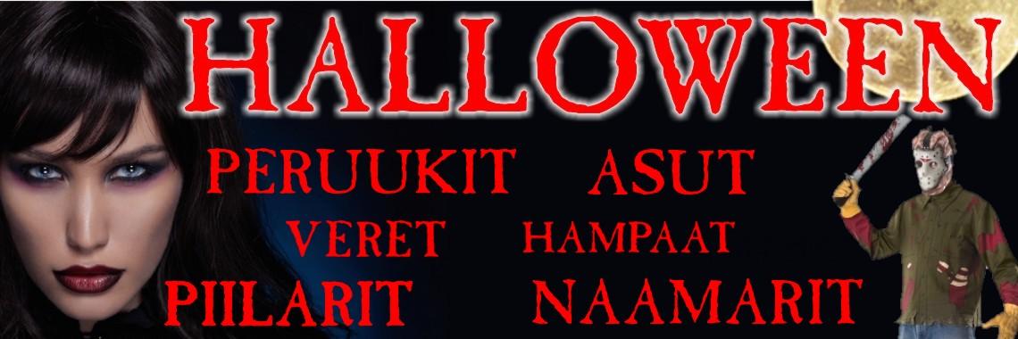 Halloween asut