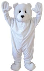jääkarhu asu aikuisille