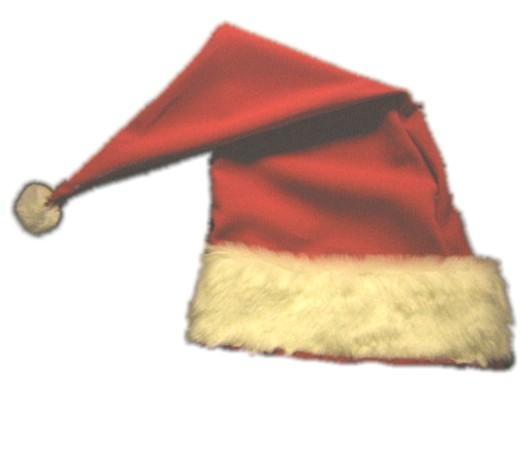 joulupukin päähine