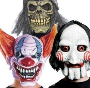 halloween naamarit