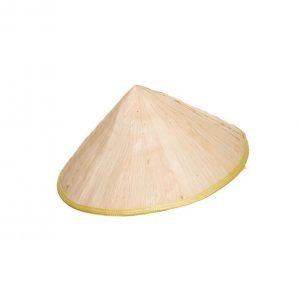 olkinen kiina hattu